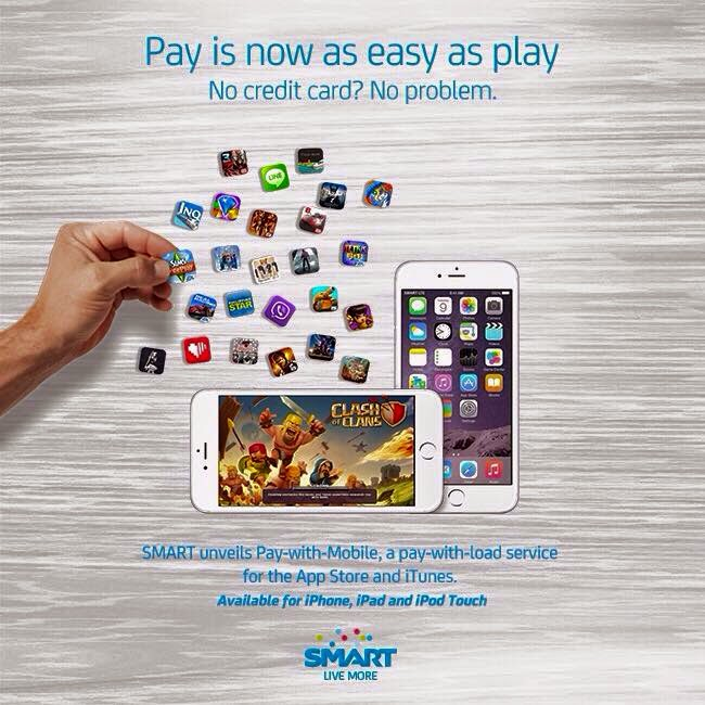 Smart Pay-With-Mobile