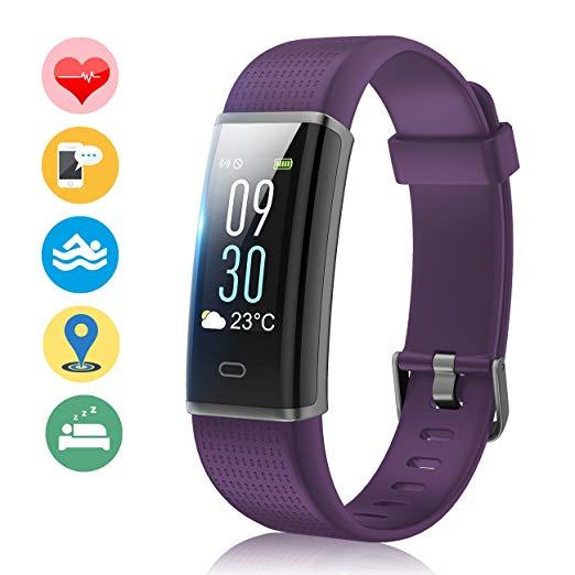 Fitness Band, MUZILI Activity Tracker with Heart Rate