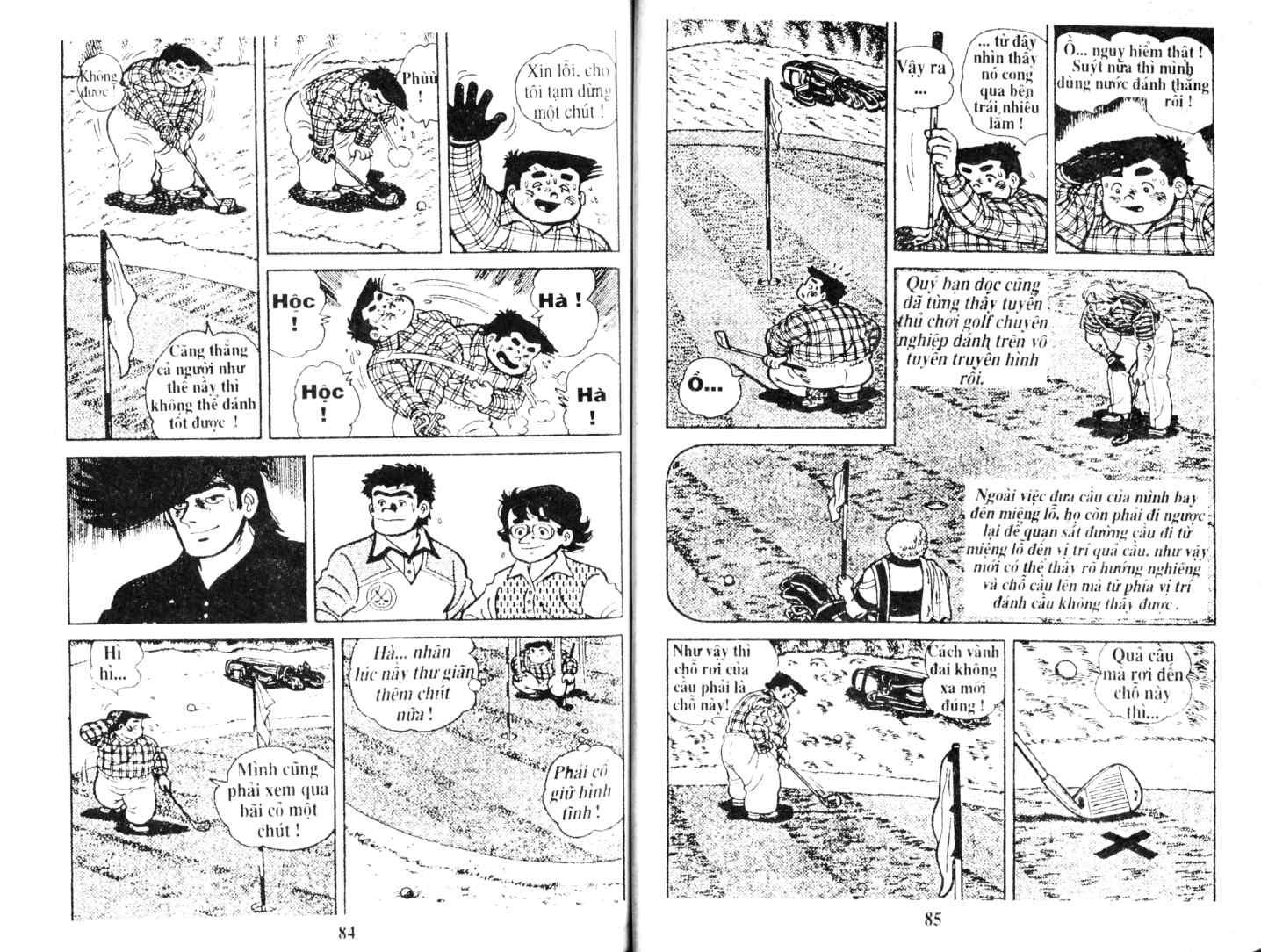 Ashita Tenki ni Naare chapter 5 trang 41