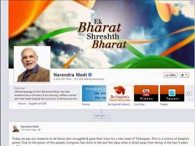 narendra-modi-facebook-page
