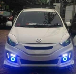 asuransi mobil Daihatsu Ayla