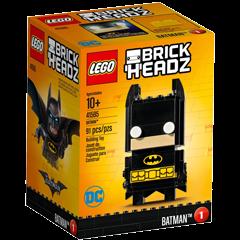 Review 41585 Batman LEGO® BrickHeadz from the LEGO Batman Movie