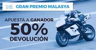 Paston Promoción MotoGP Malasya: Apuesta a ganador 29 octubre
