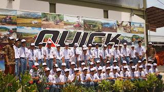 Study Komparatif di Quick Traktor