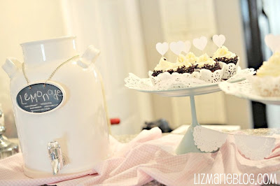 , A Lovely Baby Shower…
