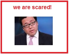 Big bull Tom Lee admits: 'August scares us' and here's why