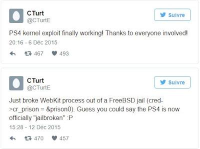 أخيرا كسر حماية PS4 بعد سنتين
