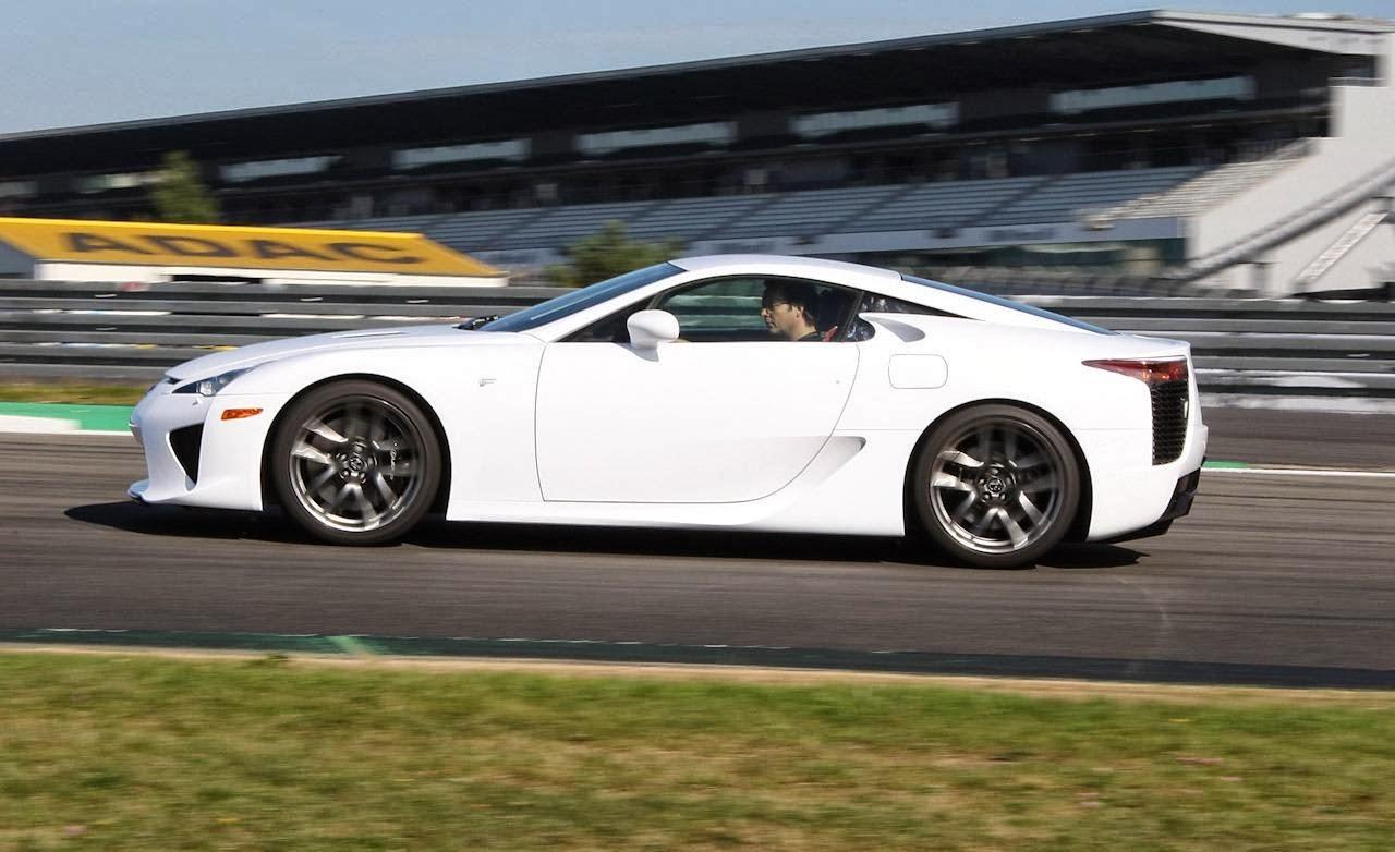 cars 54 lexus racing - photo #35