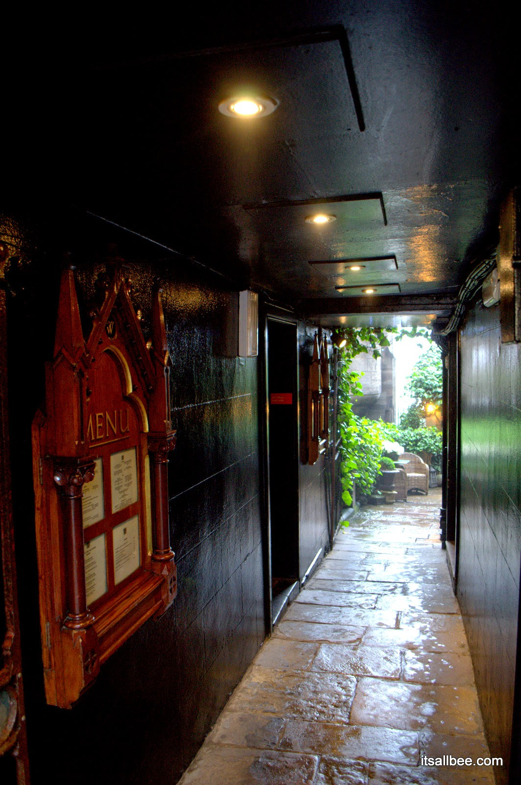 the Witchery in Edinburgh - The Witchery by the Castle