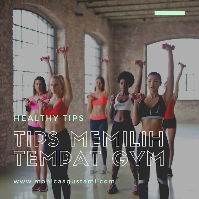 tips memilih tempat gym