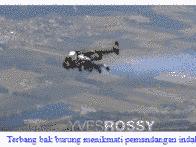 Video viral, manusia ingin terbang seperti burung