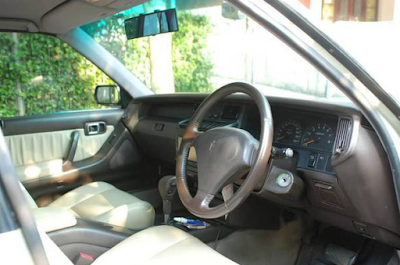 Interior Toyota Crown Lexus