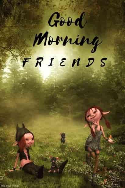 for a lovely friends lovely morning