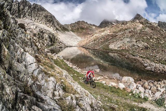 Downhill Cima da la Lombarda
