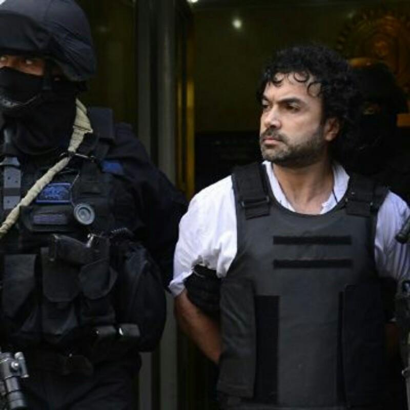 """""""Mi sangre"""" el que abastecía de droga a los Zetas, pasará sus días en prisión"""