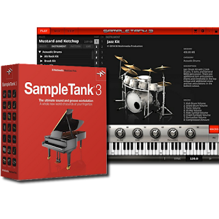 IK Multimedia - SampleTank Full version