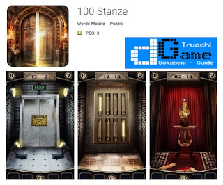 Soluzioni 100 Stanze di tutti i livelli Doors and Rooms Walkthrough