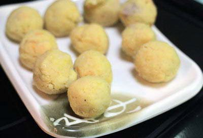 Vietnamese Sticky Rice Dumplings - Bánh Ít Trần