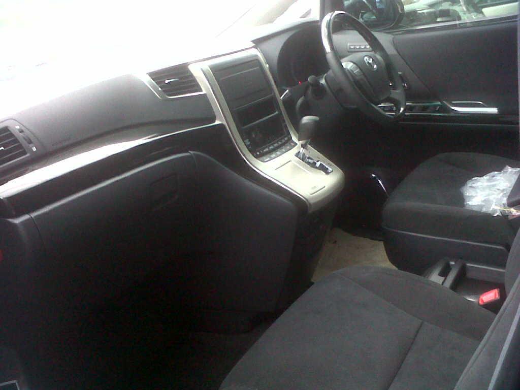 All New Alphard Facelift Grand Avanza Veloz 2015 43add Solution Toyota 2 4 S
