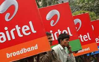 Airtel will give 5GB free data to broadband users