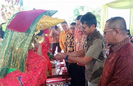 Whiz Prime Hotel Beroperasi, Gubernur Irwan Prayitno: Industri Pariwisata Semakin Menggeliat