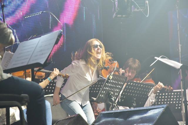 Обзор концерта RockestraLive в Новочебоксарске. Soundcheck. Backstage.