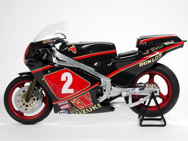 racing scale models suzuki rg 500 m mizutani all japan. Black Bedroom Furniture Sets. Home Design Ideas