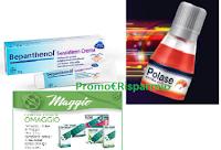 Logo Campioni omaggio Polase, Bepanthenol crema e Be-Total: ritirali gratis in Farmacia