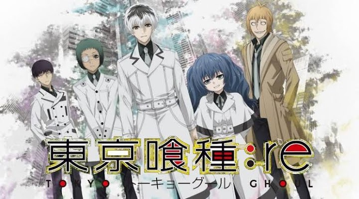Tokyo Ghoul : Re Batch Subtitle Indonesia