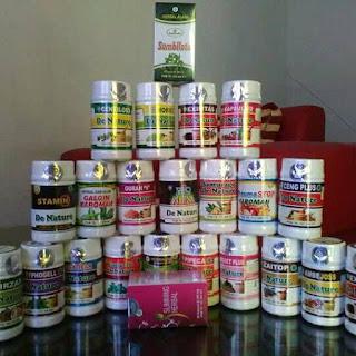 Agen Obat Herbal Terpercaya De Nature Indonesia