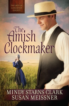 The Amish Clockmaker (The Men of Lancaster County, Book 3) by Mindy Starns Clark and Susan Meissner