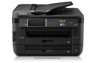 Epson WorkForce WF-7620 Driver Download