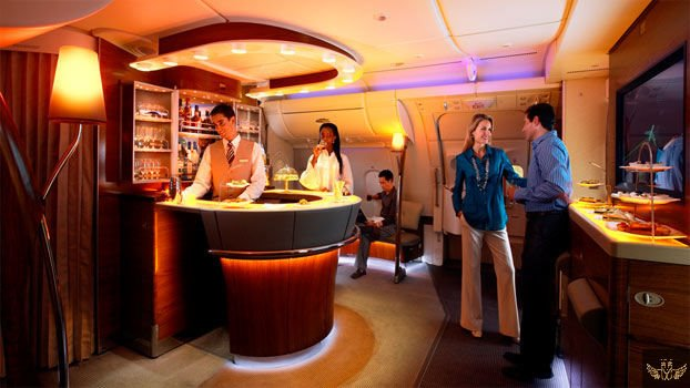 Passion For Luxury : Emirates Airlines Flying Luxury