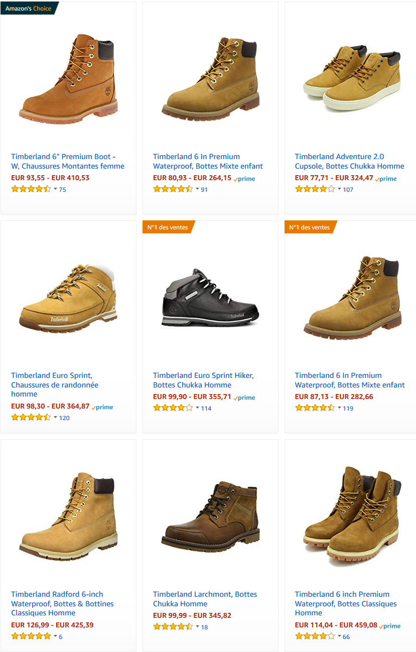 chaussures hommes montantes timberland pas cher 2019