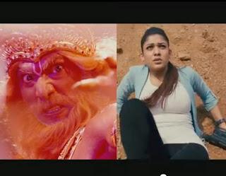 Krishnam Vande Jagadgurum Theatrical Trailer – Rana & Nayanatara