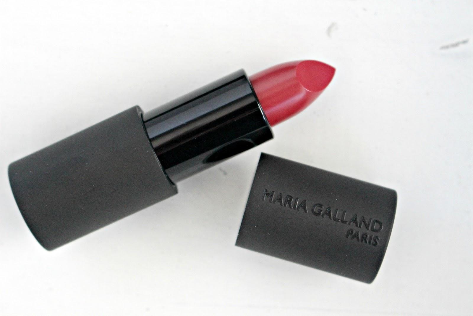 Maria Galland Le Rouge Infini