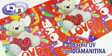 Barniz Uv con Diamantina