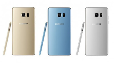 mat sau Galaxy Note 7