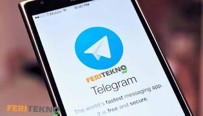 Mengatasi telegram tidak bisa dibuka