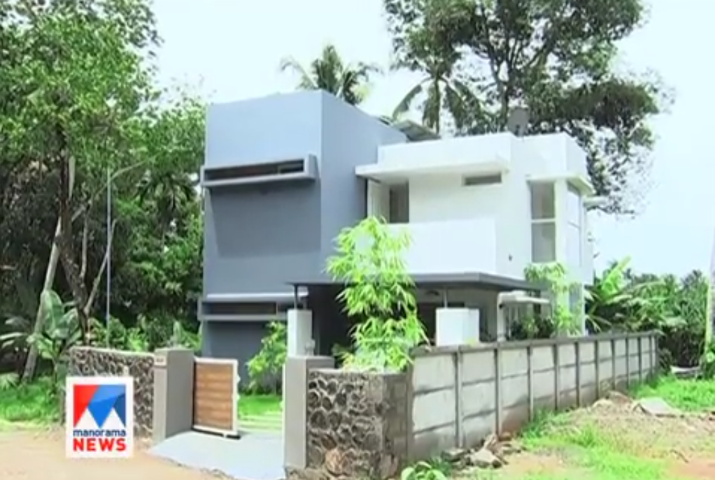 Budget 3 Bedroom Box Type Vastu Compatible Home With 1200 Sqft In 4 Cent Free Kerala Home Plans