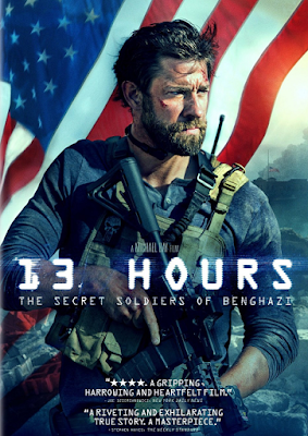 13 Hours: The Secret Soldiers of Benghazi [2016] [DVD5] [Latino]