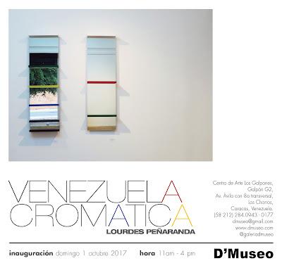 VENEZUELA CROMATICA de Lourdes Peñaranda en Galería D'Museo en Los Galpones