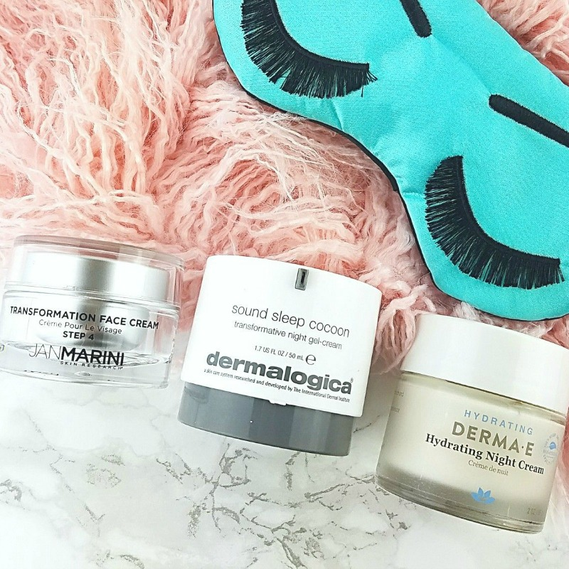 My Three Current Favorite Night Creams for Dry/Maturing Skin | Save - Spend - Splurge 2