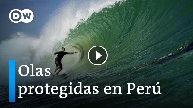 El poder de las olas el impacto del surf en Perú