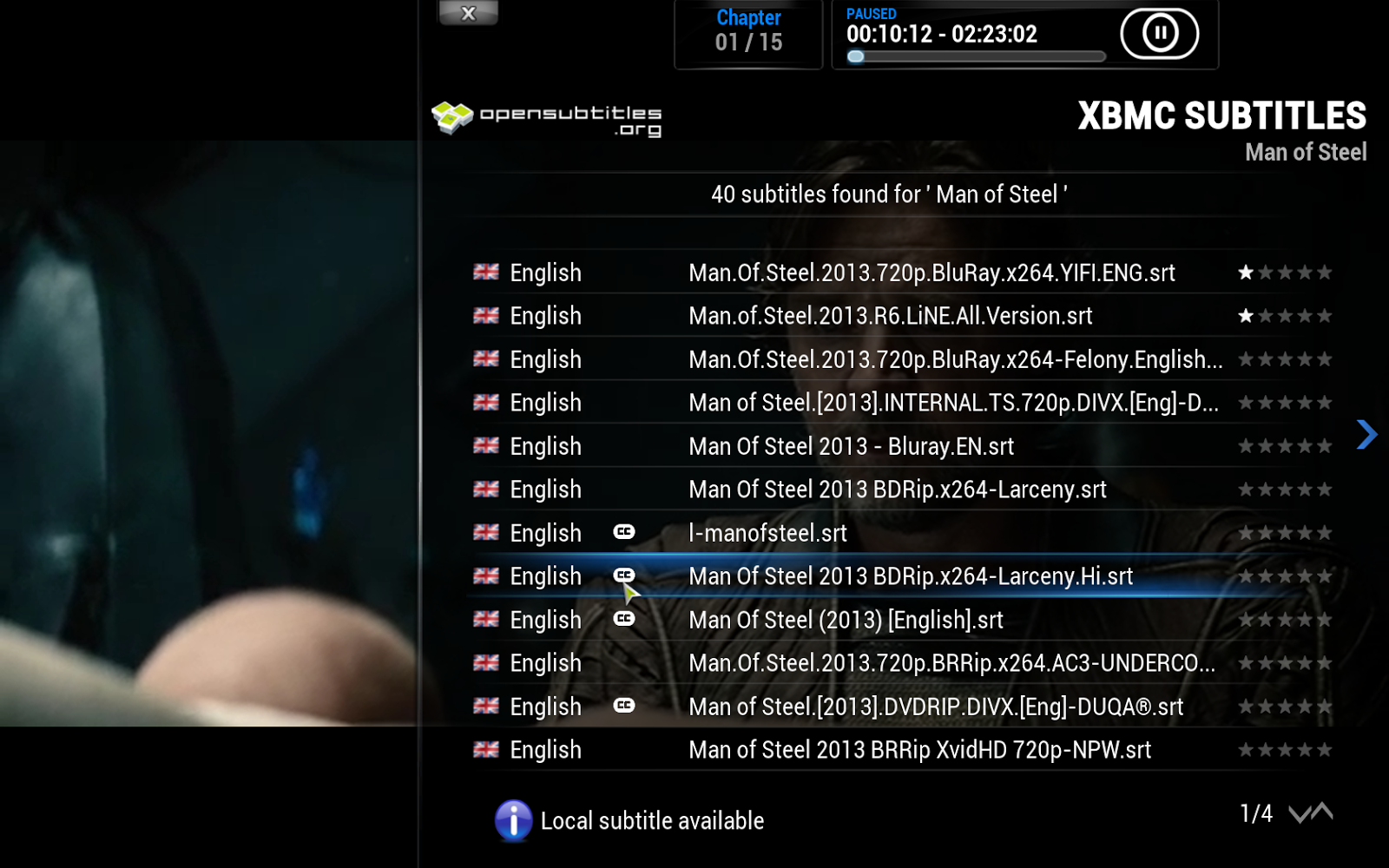 i XBMC, KODI ,watch movies, TV-shows and more : I XBMC, how to