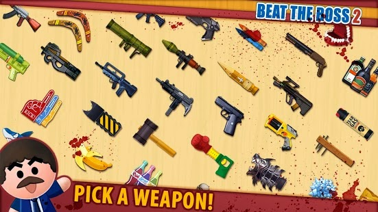 Beat the Boss 2 Android Game APK