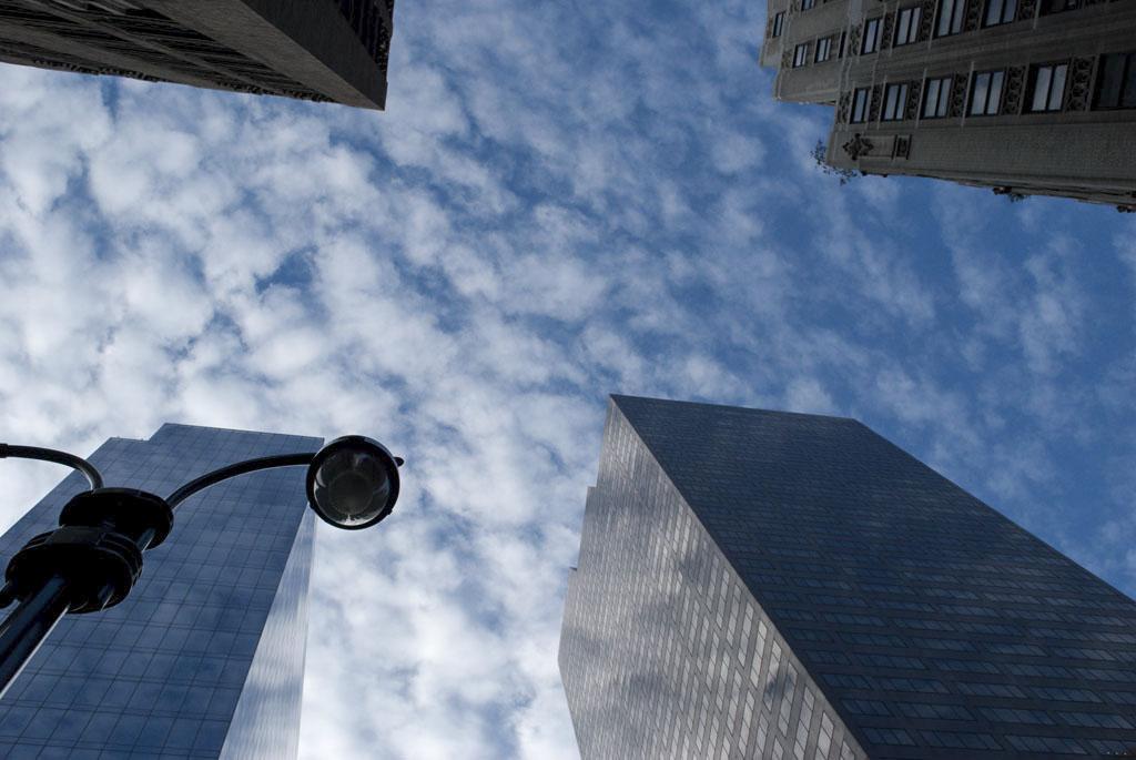 architecture nyc skyline