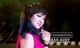 Lirik Lagu Pamit Dangdutan - Jihan Audy