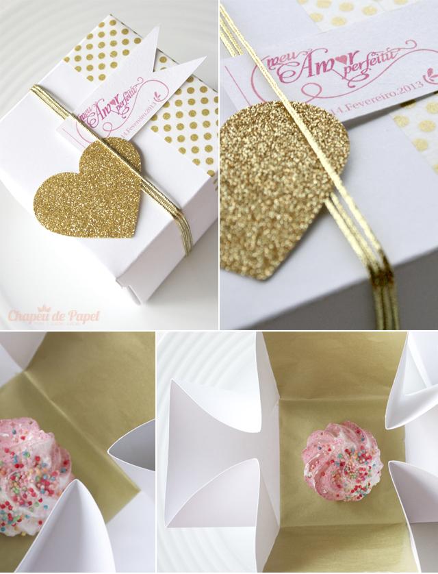 Caixa Prenda Dia dos Namorados
