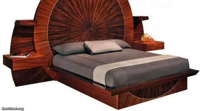 tempat tidur paling mewah di dunia